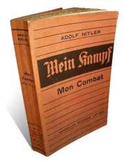 """Mein Kampf"" book"