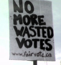 No More Wasted Votes