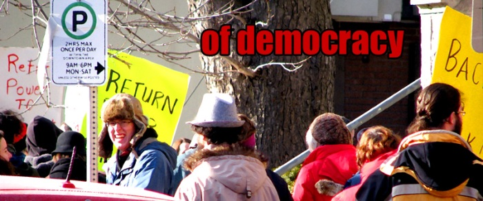 Of Democracy
