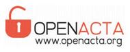 Open Acta orange Padlock logo www.openacta.org