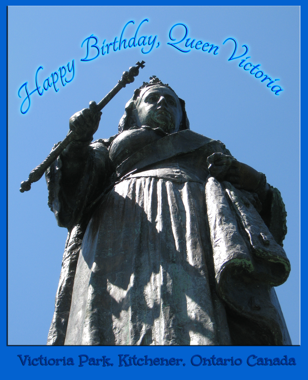 Queen Victoria Birthday Cake Rats
