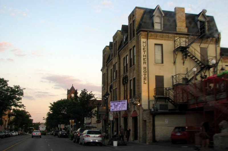 Kitchener Ontario Hotel Sheraton Weber