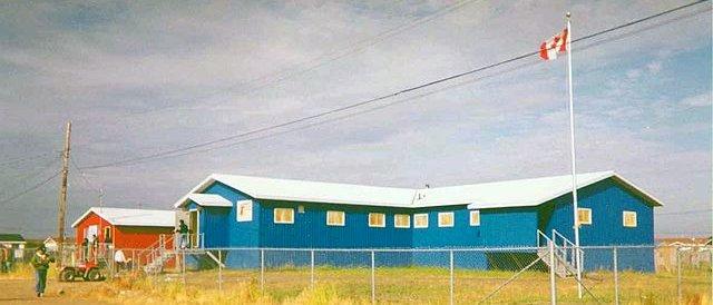 Attawapiskat Tribal Office, Ontario