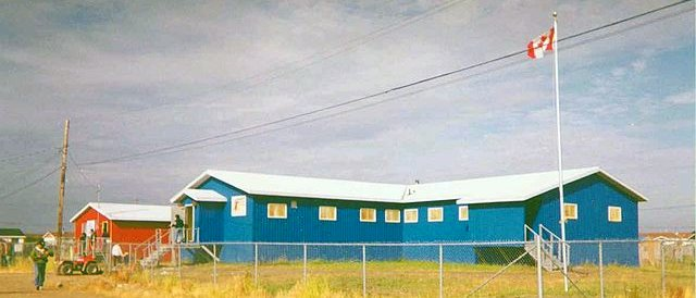 Attawapiskat Tribal Office, Ontario