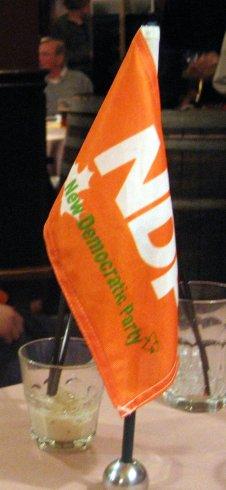 NDP flag
