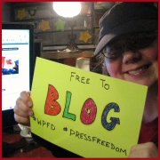 Laurel's Press Freedom Day avatar picture