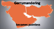 Gerrymandering Becomes Pointless