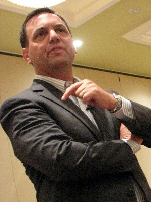 Ontario PC Leader, Tim Hudak (cc by laurelrusswurm)