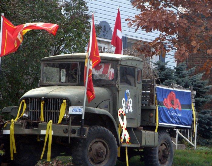The Poppy Truck