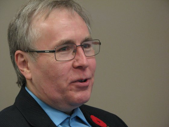 MP Stephen Woodworth