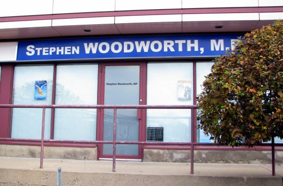 Stephen Woodworth's Kitchener Centre Constituency Office