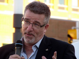 Craig Scott in Waterloo, 2011