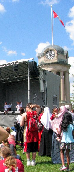 Kitchener Multi-Cultural Festival