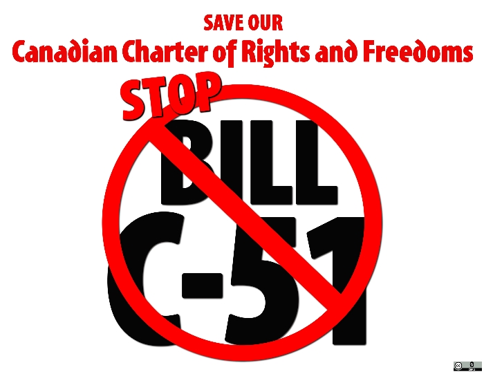 SAVE OUR Canadian Charter - Landscape