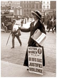 British Suffragette