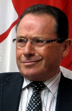 Harold Albrecht, my MP