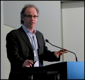 Michael Geist talks about TPP at CIGI