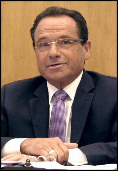 MP Harold Albrecht on Wikipedia