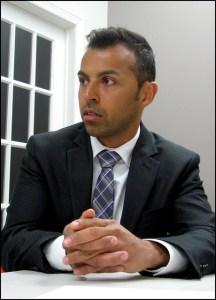 MP Marwan Tabbara on Wikipedia