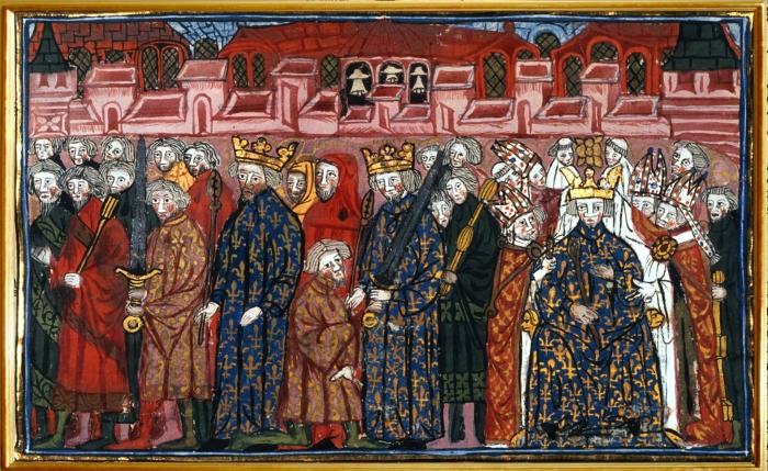 Image result for medieval manuscript oligarchy