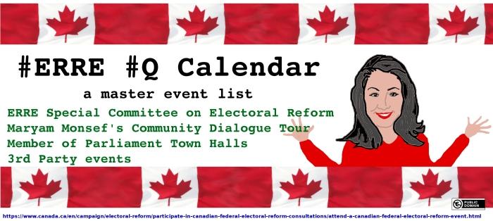 #Erre #Q Calendar
