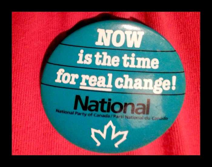 National Party Button