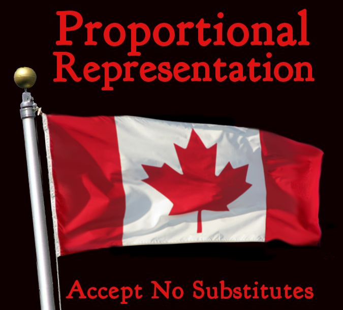 Proportional Representation: Accept No Substitute