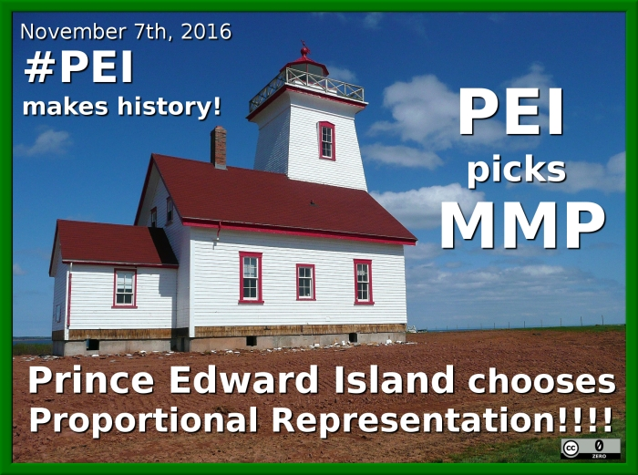 PEI picks PR (Brigitte Werner's photo dedicated to the Public Domain with CC0)